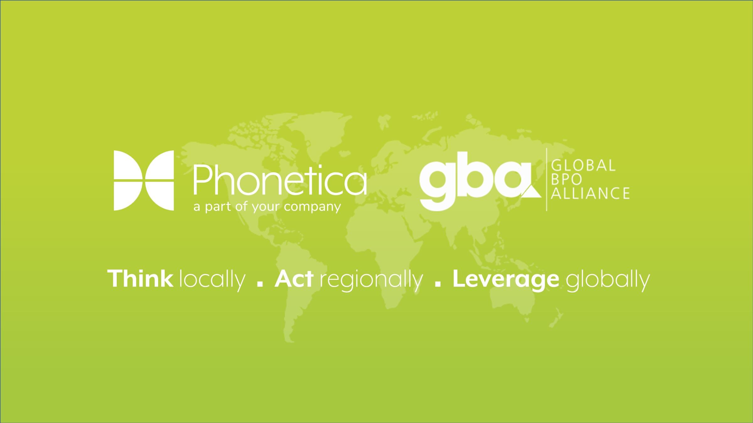 Phonetica e Global BPO Alliance: le relazioni diventano internazionali