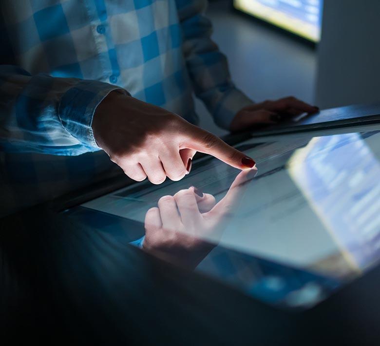La tecnologia Kiosk e l'impatto del distanziamento sociale sul business
